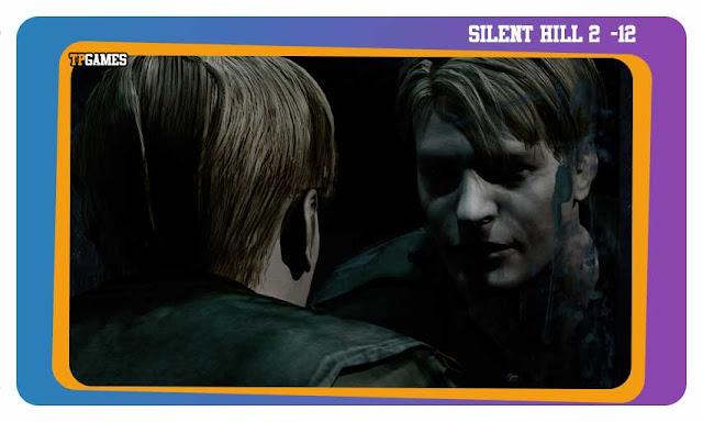 لعبة SILENT HILL 2