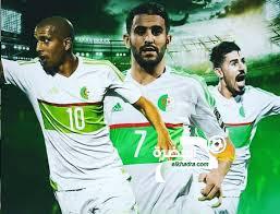 جديد لاعبي المنتخب الجزائري