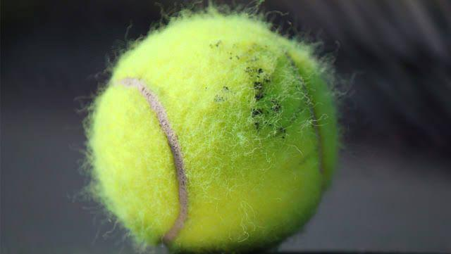 Why Tennis Balls are fuzzy?