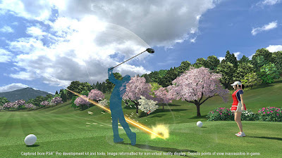 Everybodys Golf Vr Game Screenshot 2