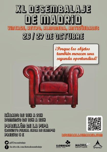 Feria Desembalaje de Madrid