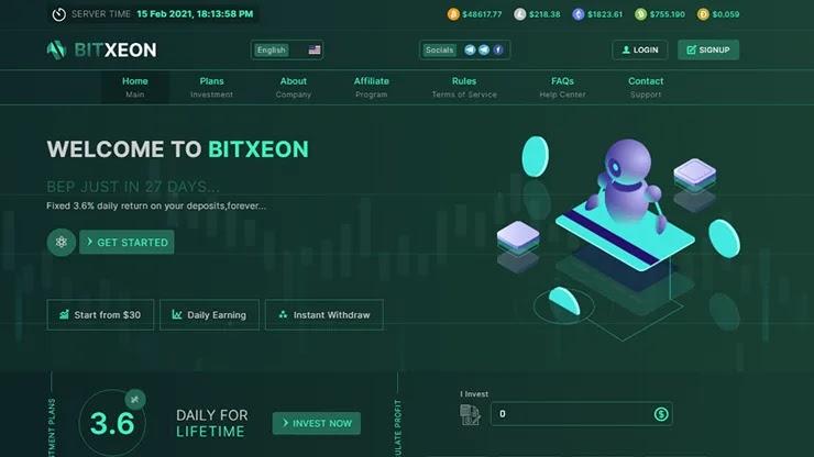 Новости от BitXeon
