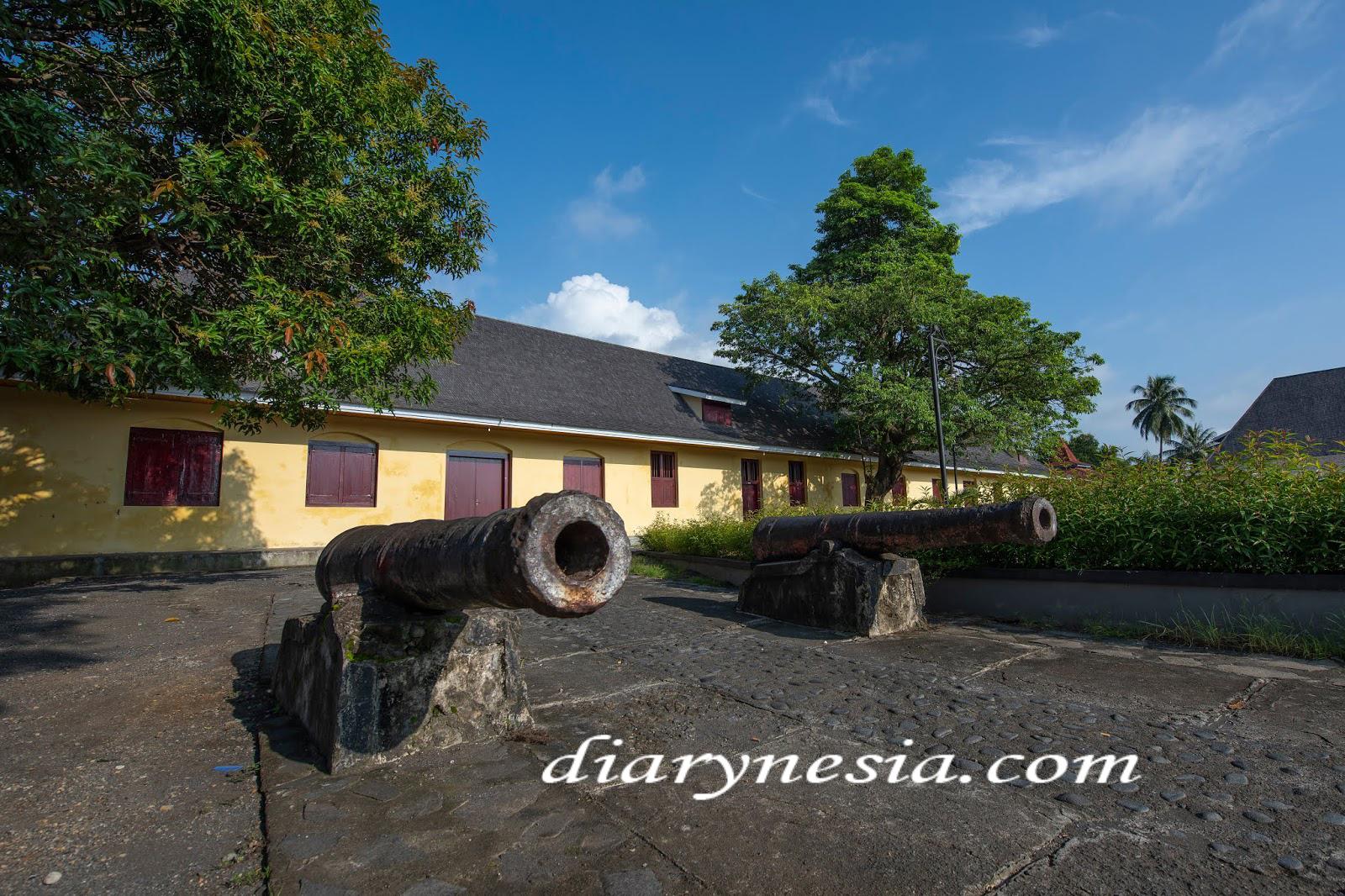 sultanate of ternate, north maluku tourism, ternate island, diarynesia