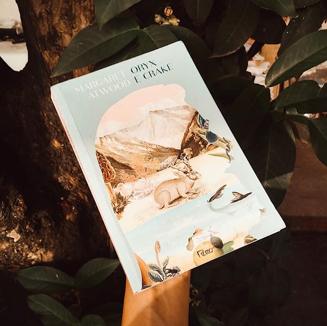 capa livro oryx e crake