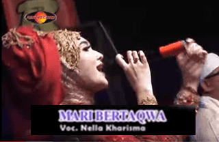 Lirik Lagu Mari Bertaqwa - Nella Kharisma