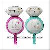 Balon Foil Cincin I DO Mini