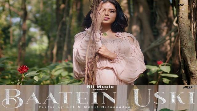 बातें उसकी Baatein Uski Lyrics In Hindi - Rashmi Virag