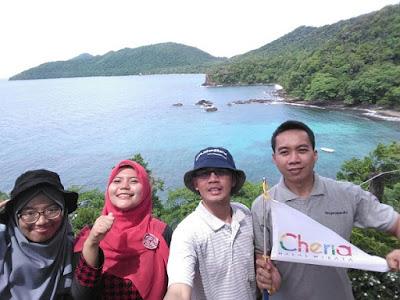 Pengalaman Traveling Bersama Cheria Travel - Blog Mas Hendra
