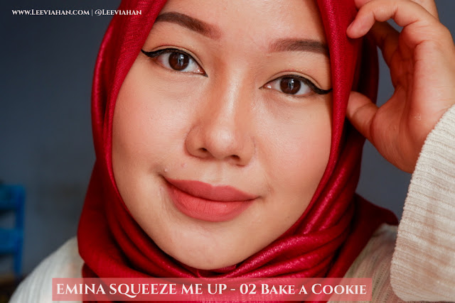 EMINA SQUEEZE ME UP 02 Bake a Cookie