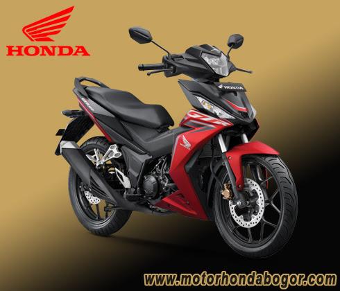 Mau Kredit Motor Honda Supra GTR Bogor