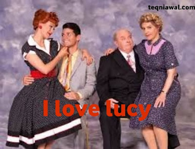 I love lucy- أفضل المسلسلات