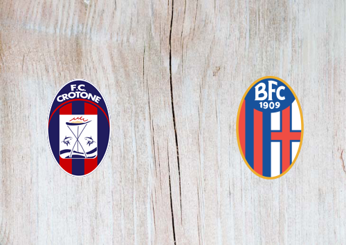 Crotone vs Bologna -Highlights 20 March 2021