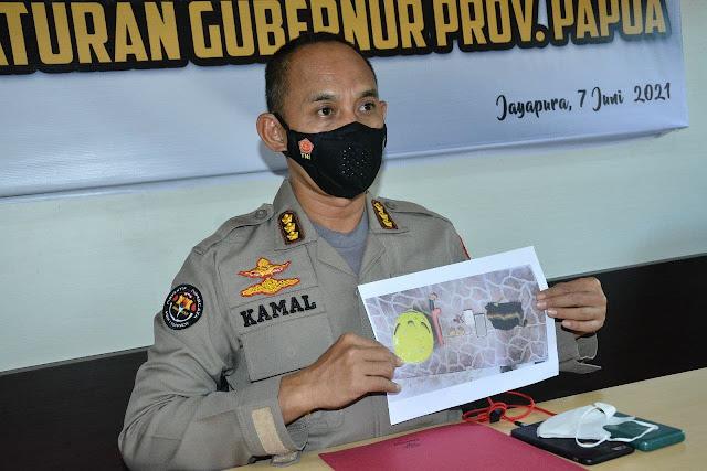 Tim Gabungan TNI–Polri Berhasil Lumpuhkan Kopengga Enumbi, Pemasok Logistik ke Separatis di Puncak Jaya