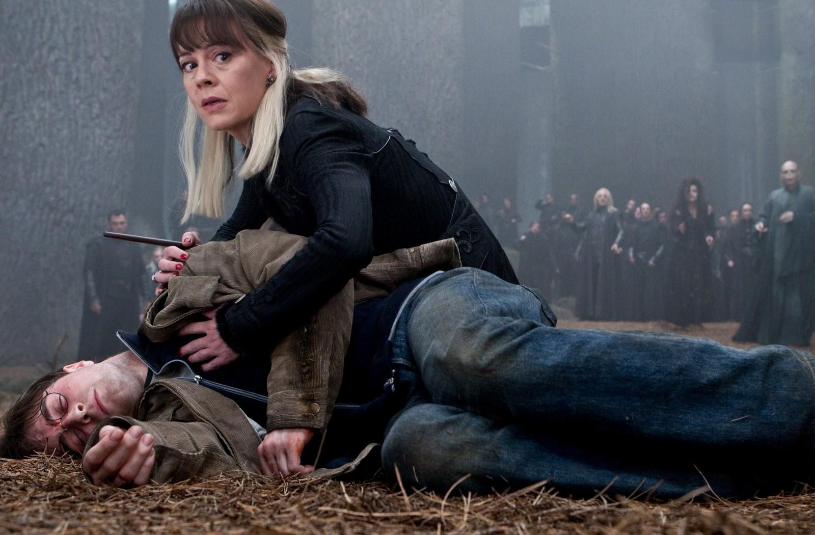 Narcisa Malfoy em Harry Potter