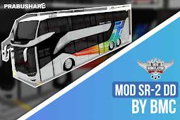Download Mod SR2 DD by BMC BUSSID Gratis