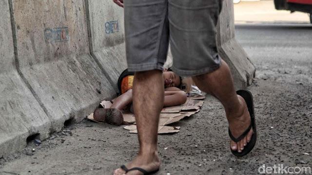 Jokowi Klaim Kemiskinan di Desa Menurun 2 Kali Lipat