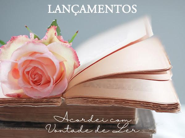 Lançamentos de Junho/2018 da Editora Intrínseca