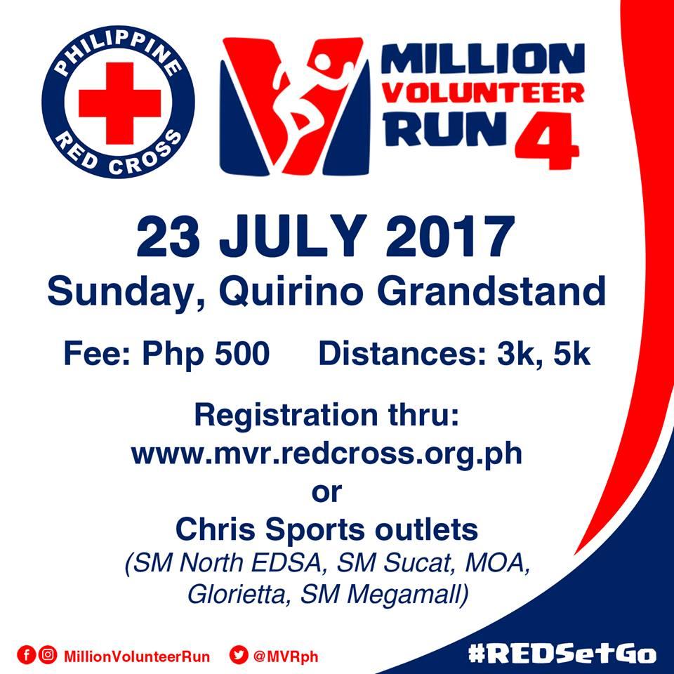 Fun Run Philippines: July 23, 2017