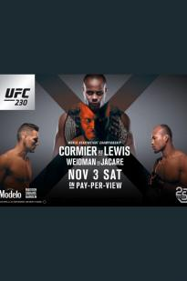 Watch UFC 230: Cormier vs. Lewis Online Free 2018 Putlocker