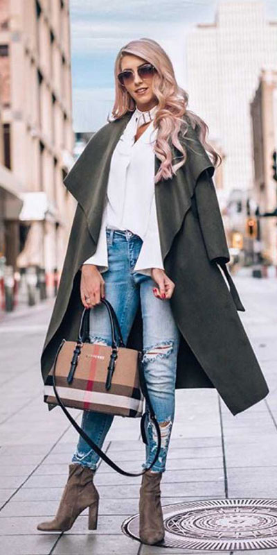 23 Stylish Fall Fashion Ideas for Women Over 30. We've taken the liberty of compiling a list of fall outfit ideas for women over 30. Fall Style via higiggle.com | coat outfits | #fashion #falloutfits #style #coat