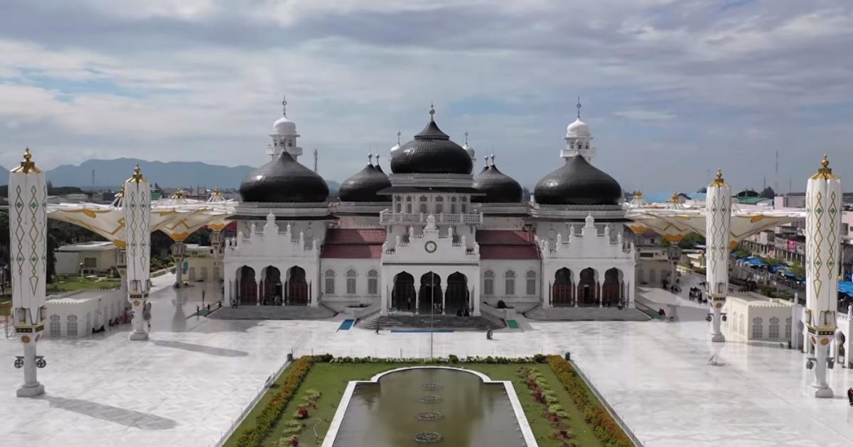 Pesona Kota Banda Aceh Kota Serambi Mekkah Di Ujung Barat Indonesia Berita 24 Aceh
