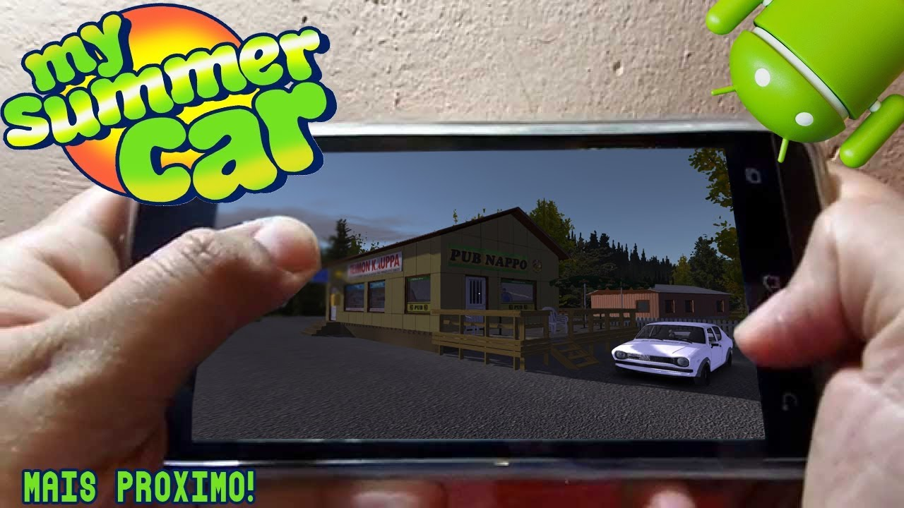 My Summer Car Para Android Download Apk Gtamm Gta Mobile Mods