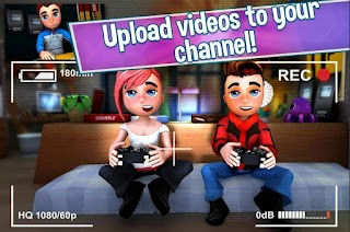 Youtubers Life Gaming Channel v 1.5.7 MOD APK (MEGA MOD VIP)