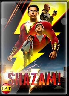 Shazam! (2019) DVDRIP LATINO