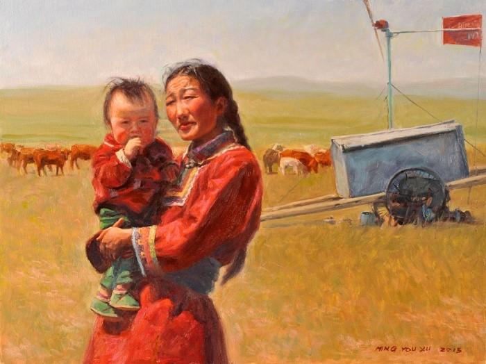 Сущность и душа монгольского народа