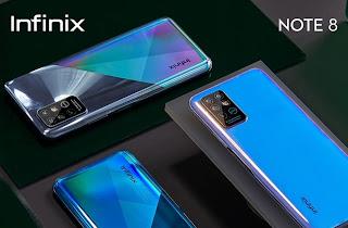 Harga hp Infinix Note 8 Spesifikasi dan Performa Terbaru 2020