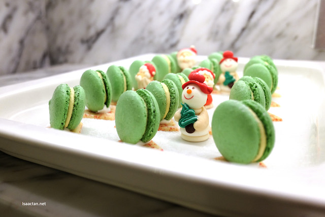 Macarons for the sweet tooth in us