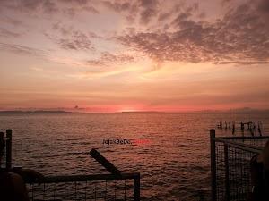 Menikmati Sunset dan Menyusuri Jejak Kejayaan Kota Tua Ampenan - Lombok