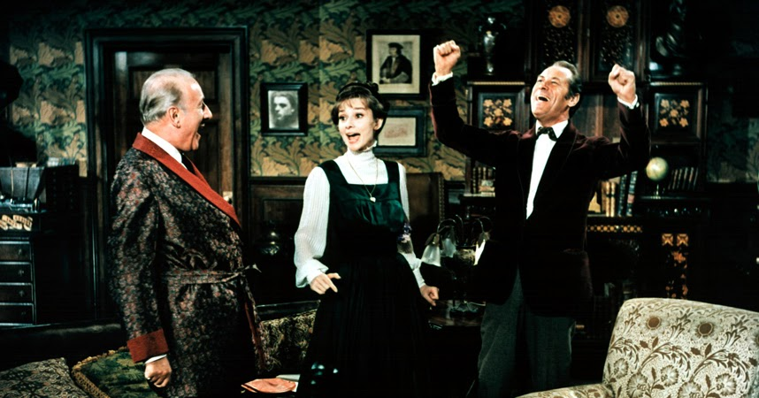 review of movie my fair Check out the exclusive tvguidecom movie review and see our movie rating for my fair lady.