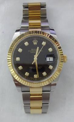 Pajak Rolex Rolex-Submariner-116610LV RM38,000