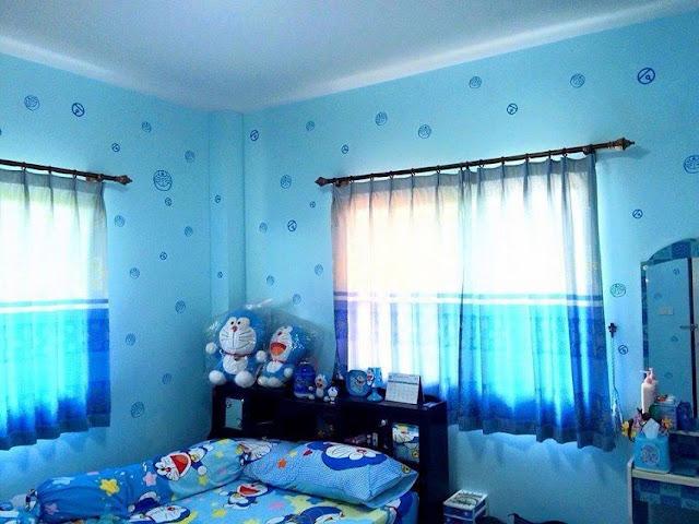 Rumah Serba Doraemon Untuk Ruang Keluarga