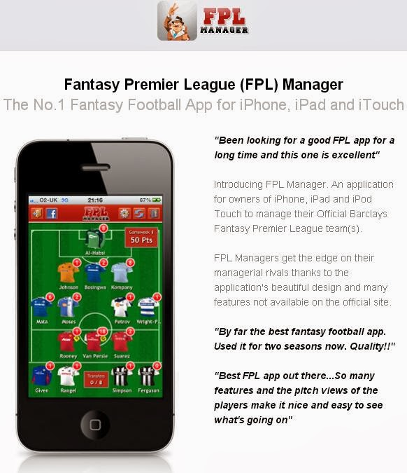 FPL Manager