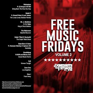 FreeMusicFridays Volume 2