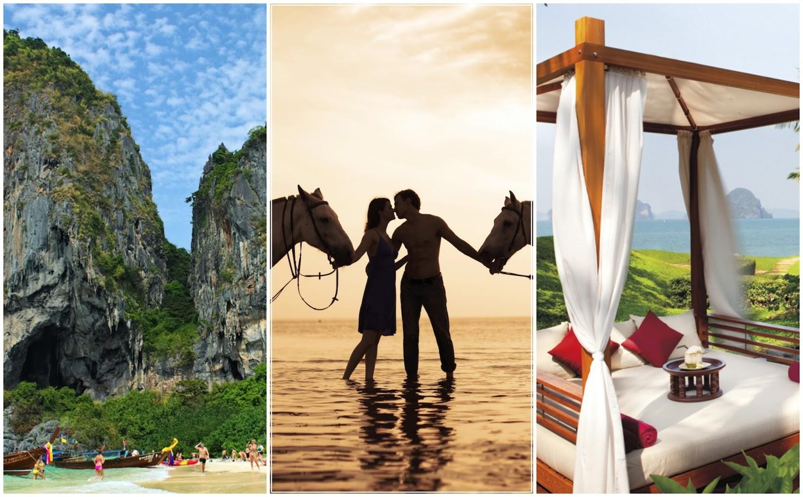 Romantic Gateway - Thailand