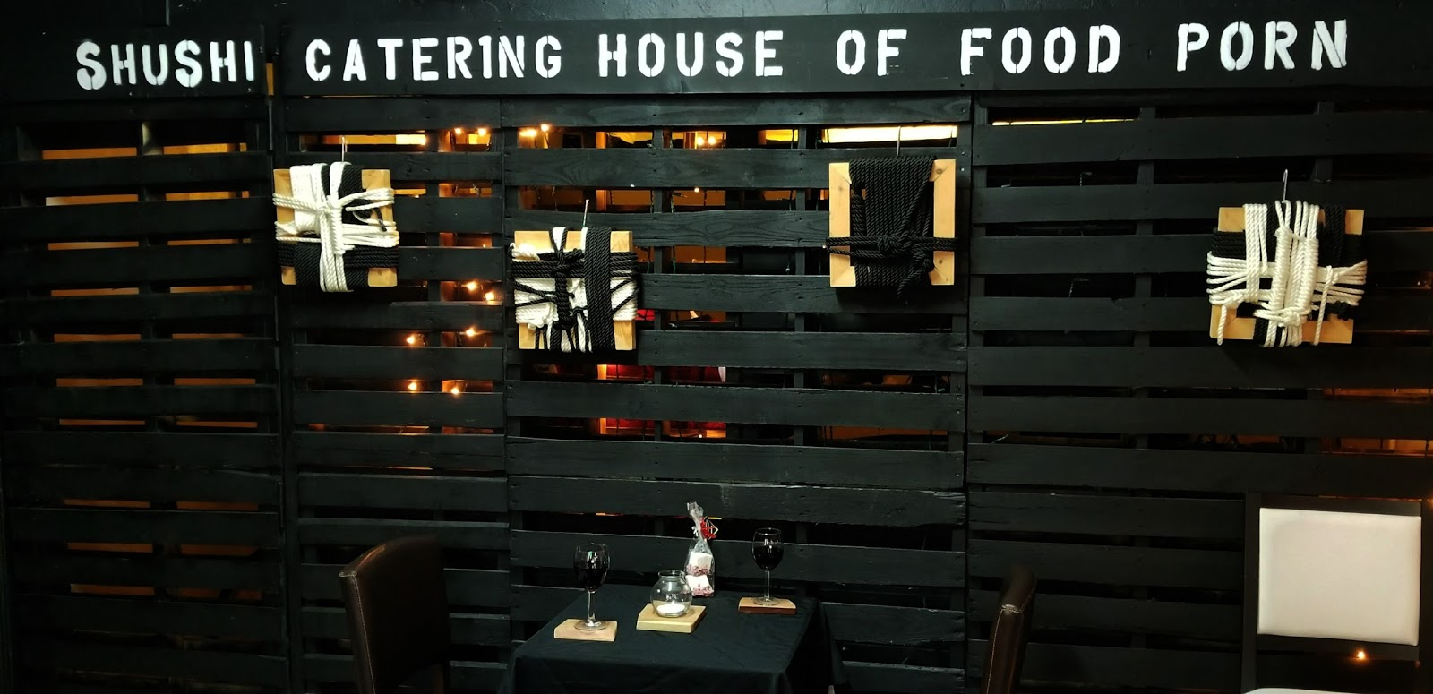ShuShi House of Food Porn