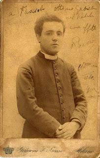 Lorenzo Perosi forsook opera in  favour of religious music