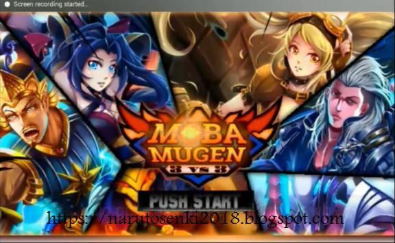 Download Naruto Senki Mod Moba Mugen V1.5 by Syarifad