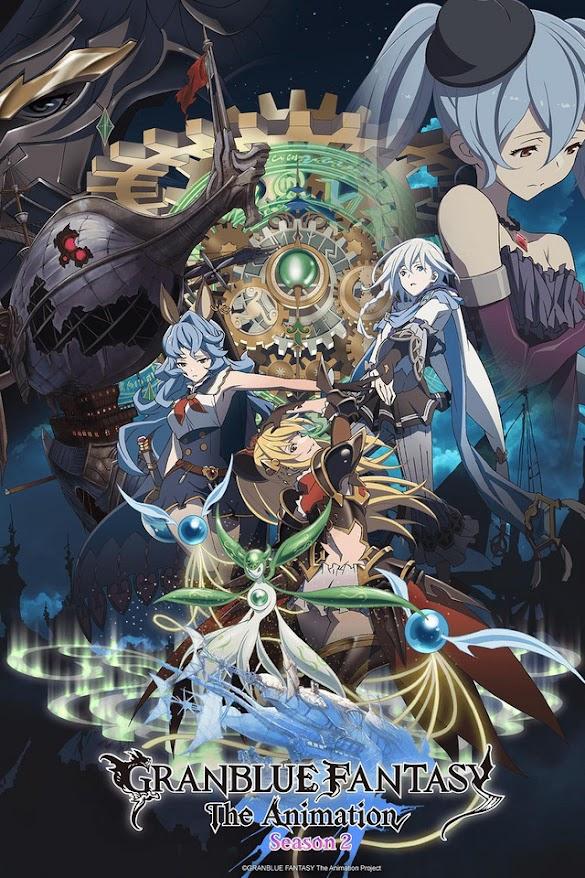 Granblue Fantasy The Animation Season 2 Batch Sub Indonesia