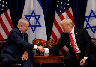 Trump casts doubt on Middle East peace talks