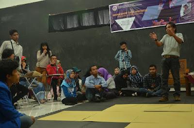 Workshop Tata Artistik: Eksekusi Ruang
