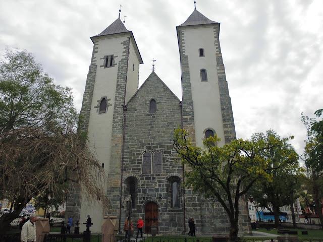 Mariakirken (Iglesia de Santa María)