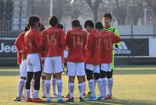 Inter Milan U-17 VS Garuda Select Mola TV