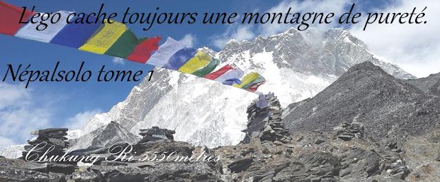 Népal en solo. L'ego cache toujours une montagne de pureté