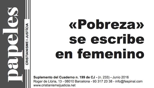 "Sonia Herrera: ""POBREZA"" SE ESCRIBE EN FEMENINO"