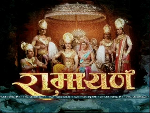 ramanand sagar ramayan in hindi