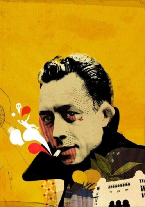 El hombre rebelde por Albert Camus